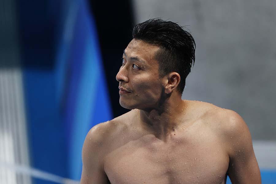 男子板飛び込みの寺内健が、自国開催の五輪ならではの領収書を公開【写真:Getty Images】
