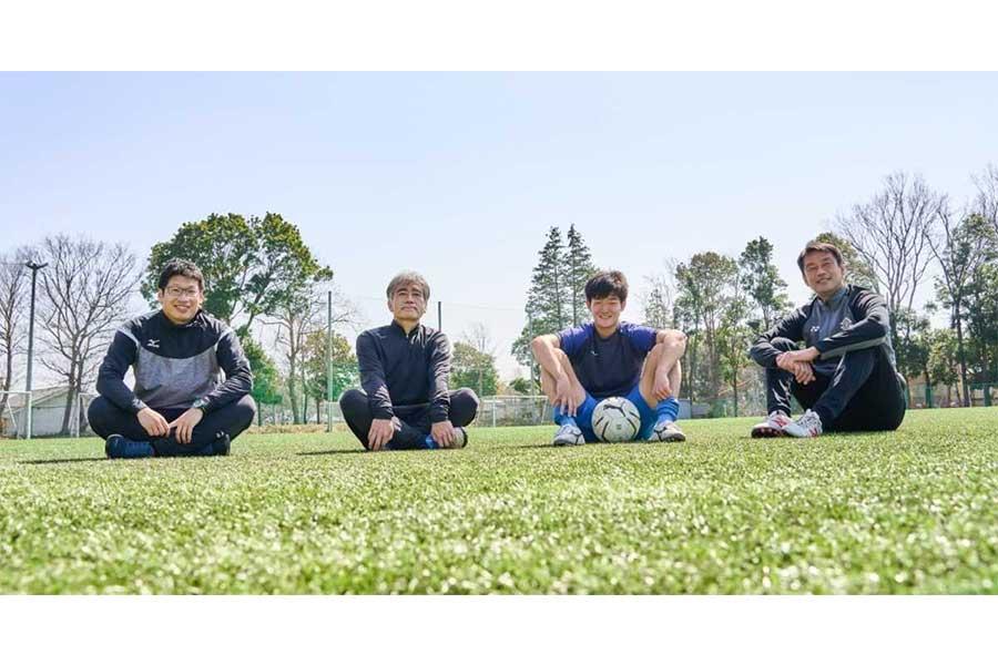 日本体育大学柏高校サッカー部の怪我を防ぐ「疲労度」モニタリング法とは【写真:堀浩一郎】