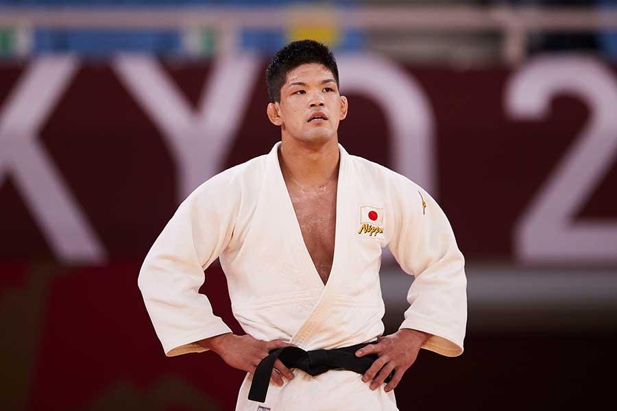 柔道男子73キロ級で金メダルを獲得した大野将平【写真:Getty Images】
