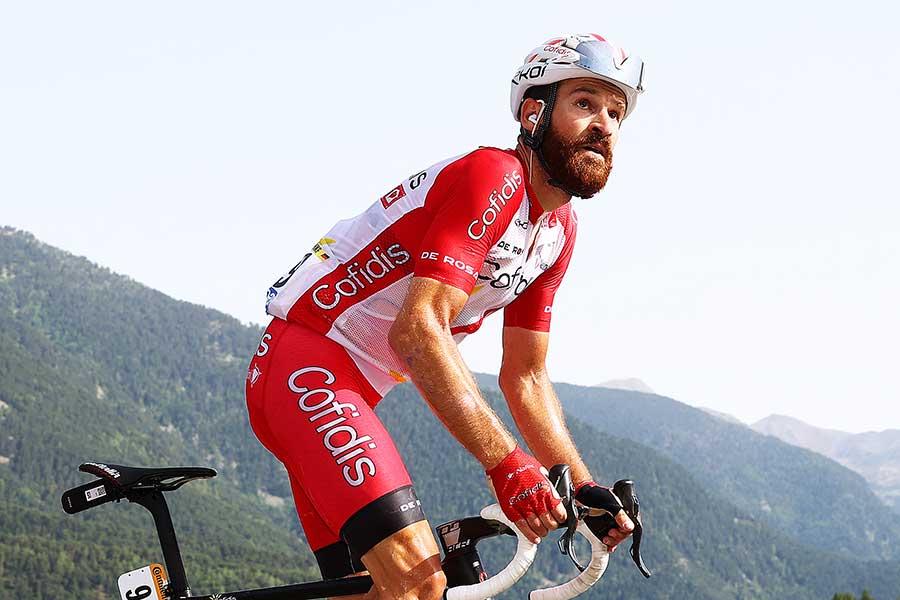 自転車男子個人ロードレース代表のシモン・ゲシュケ【写真:Getty Images】