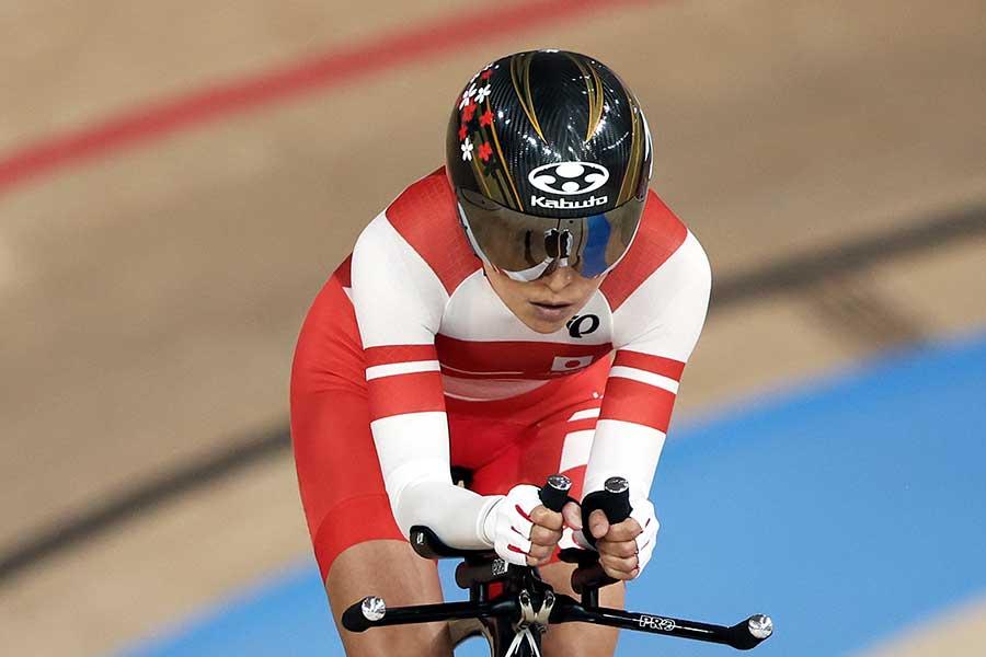 自転車・女子個人、日本代表の杉浦佳子【写真:Getty Images】