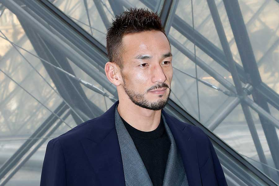 サッカー元日本代表・中田英寿氏【写真:Getty Images】