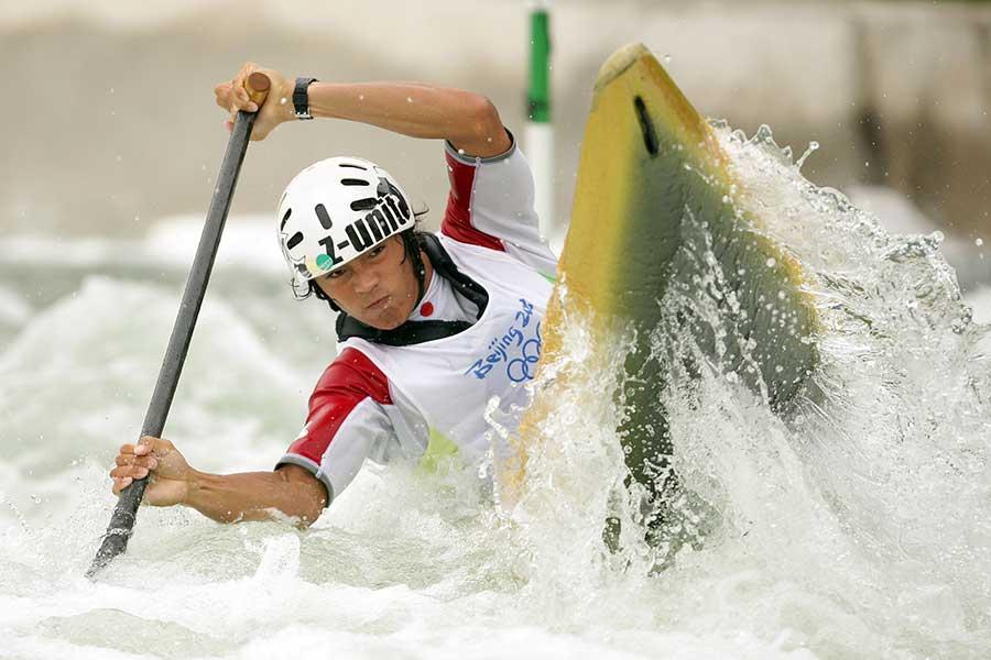 21歳で出場した北京五輪から4大会連続出場を果たした【写真:Getty Images】