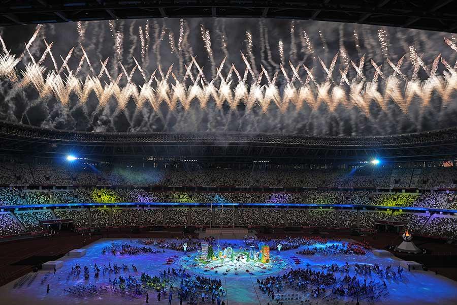 東京パラリンピックは13日間の熱戦に幕を閉じた【写真:Getty Images】