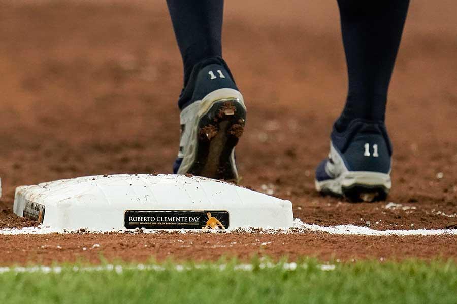 オリオールズ―ヤンキース戦で、グラウンドクルーが退場処分になる前代未聞の退場劇が起きた【写真:AP】