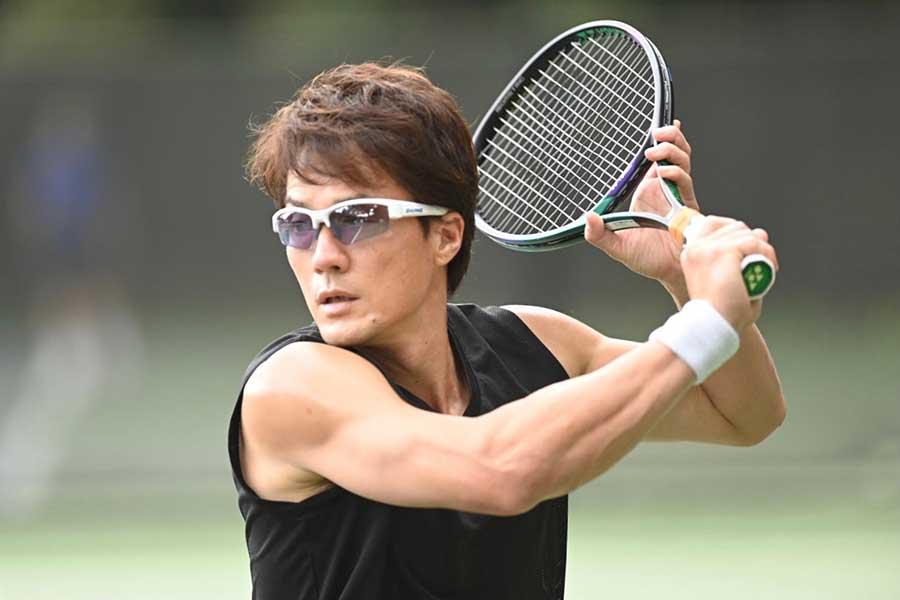 「コロナ陽性6人が陰性に…」 日本のテニス最年長ランカー、海外転戦のドタバタ告白