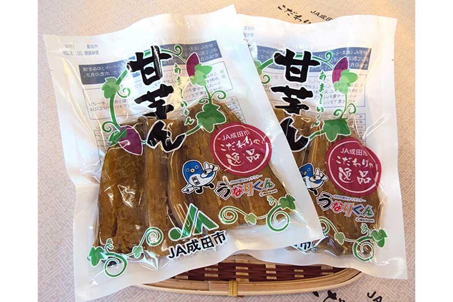 29日に先着プレゼントされる成田市の特産品「甘芋ん」【写真:球団提供】