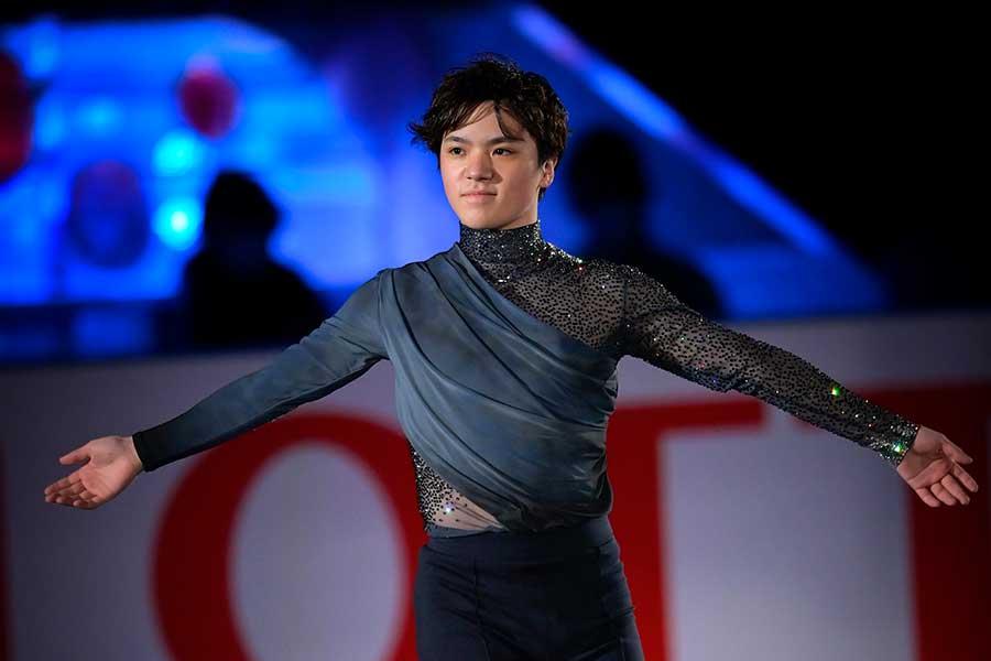 宇野昌磨【写真:Getty Images】