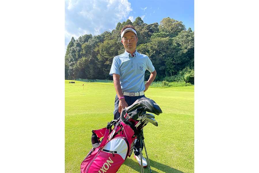 51歳でツアー初優勝を飾った森田徹。信念は「毎日、クラブを振る」「トレーニングはしない」