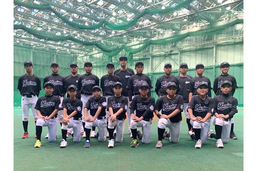 マリーンズ・ジュニア2021【写真:球団提供】